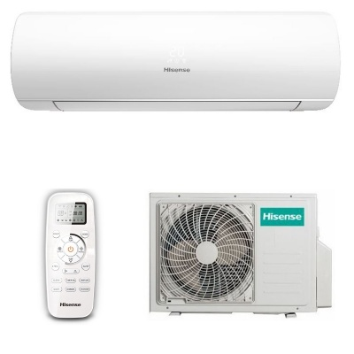 Настенная cплит-система HISENSE серии LUX DESIGN SUPER DC Inverter AS-13UW4SVETS10